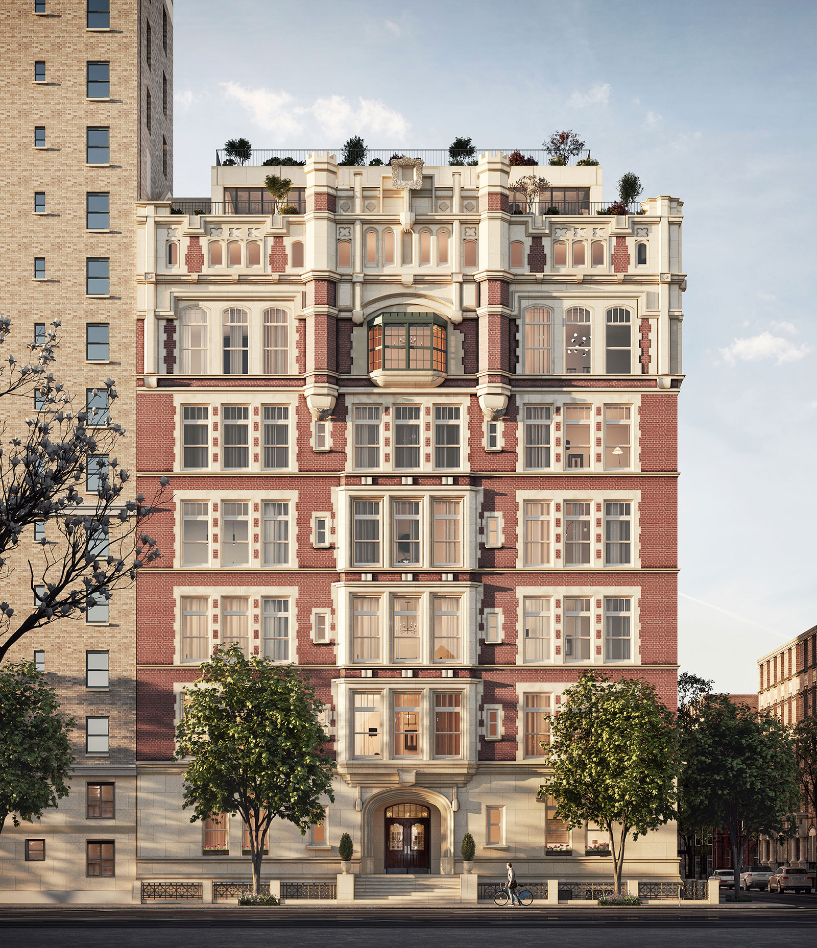 Central Park New York Condos: Upper West Side New Luxury Condos